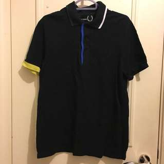Fred Perry x Raf Simons polo shirt