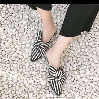 Sepatu selop zerbi