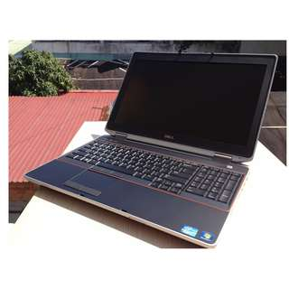 "15"" Dell i7 Laptop + 3GB Graphics + Full HD Display + NEW BATTERY !"