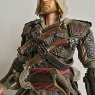Assassin's Creed IV Black Flag  Play Arts