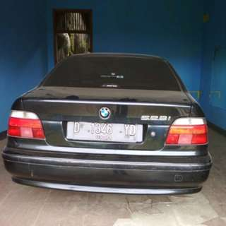 Bmw long tahun 98 type 528i