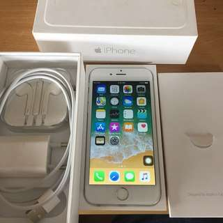Iphone 6 64gb ex inter fullset mulus no minus