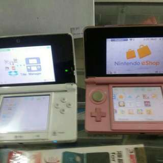 Nintendo 3ds 16 gb full games cia