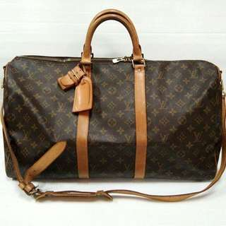 Vintage Louis Vuitton Keepal 50