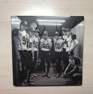 EXO 02 REPACKAGE LOVE ME RIGHT