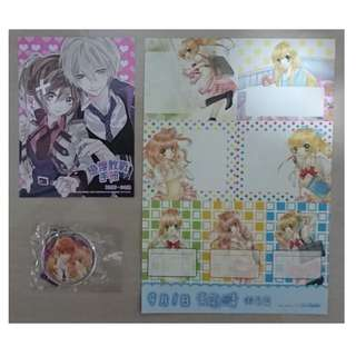 Memo paper / Character Card / Earphone Jack