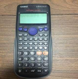Casio Calculator fx96SG Plus