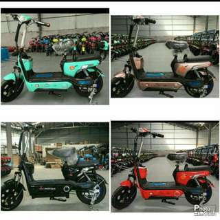 Escooter e scooter lithium