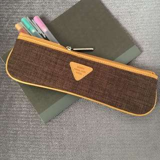 Indigo Pencil Case