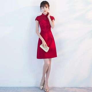 Wedding / ROM /Guo Da Li dress