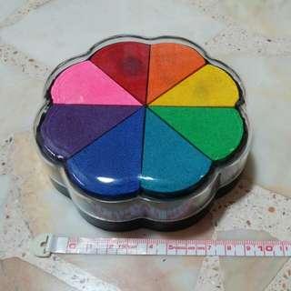 Multicolor Pigment Ink Pad