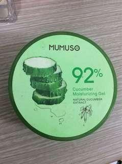 Mumuso 92% Cucumber Moisturizing Gel