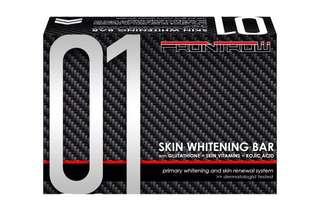 "01 SKIN WHITENING BAR - ""Get the glow you've always wanted"""