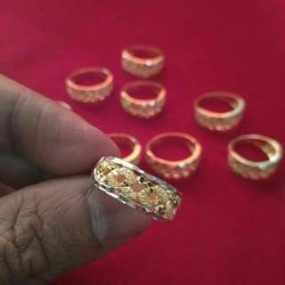 Cincin Emas 916 cincin fesyen
