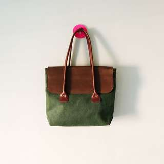 Handcrafted Shoulder Bag