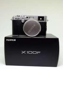 Fuji Fujifilm X100F