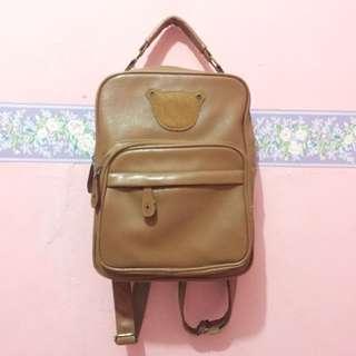 Tas ransel kulit, tas ransel wanita , tas ransel cewek, bagpack women, tas punggung wanita