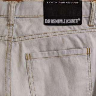 Dr. Denim Whitewashed skinny fit Jeans size US 32