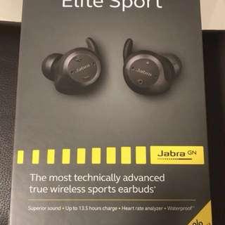 Wireless earphone jabra