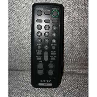 Sony tv remote control, Model: RM-Y145