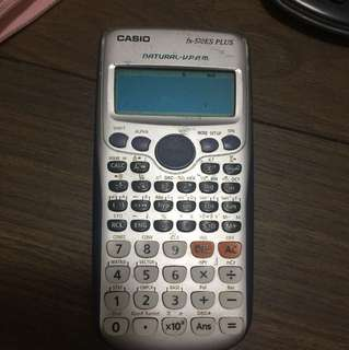 Casio Calculator Fx 570ES Plus