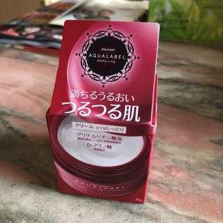 Shiseido AQUALABEL Balance up cream