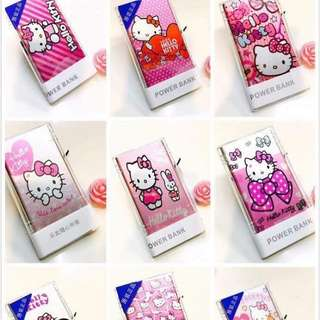 FEB 18 HELLO KITTY POWERBANKS (MQ)