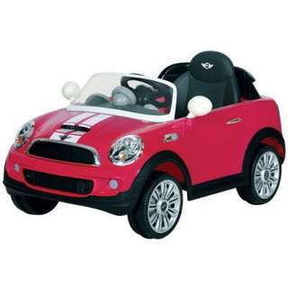 Rent-a-Electric Toy Car