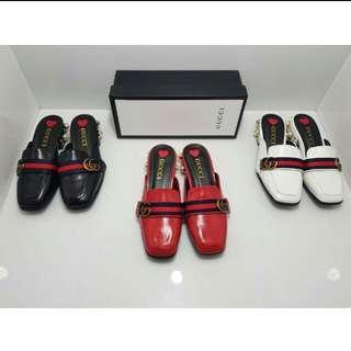 Gucci shoes mules