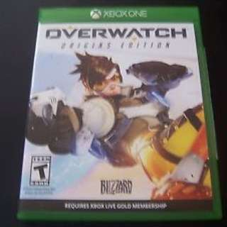 Overwatch for Xbox one
