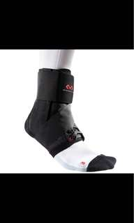 Mcdavid 195 ankle brace support w/ stabilizer straps black