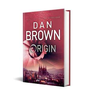 Dan Brown - Origin