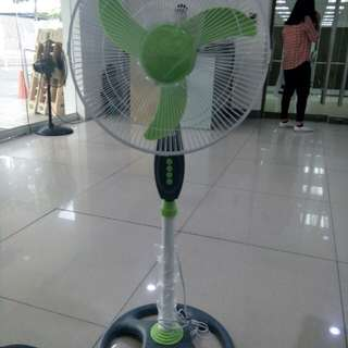 Stand fan banana type 16inches