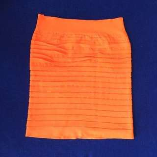 ❗️REPRICED ❗️Stretchable Lycra Skirt