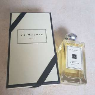 JO MALONE LONDON COLOGNE LIME BASIL & MANDARIN 100ML