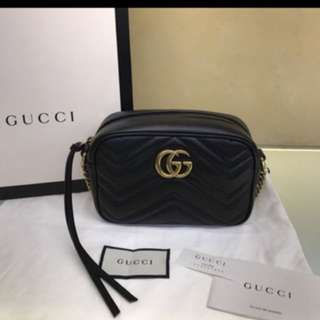 Gucci marmont側背包