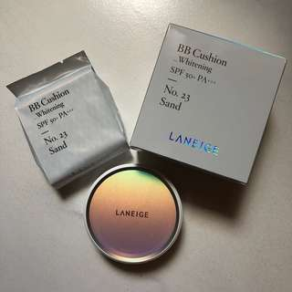 BN AUTHENTIC BB Cushion Whitening No. 23 Sand (SPF50+ PA)