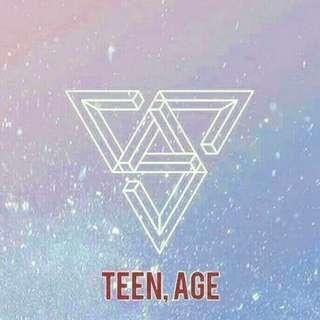 Seventeen Album 'Teen Age'