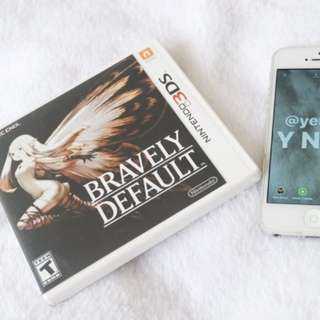 Bravely Default (Second)