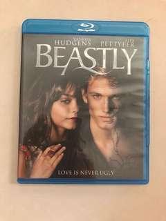 Beastly(bluray)
