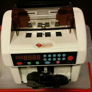 Money Counter Machine ( Preowned  )