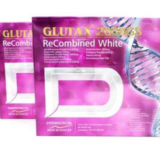 Glutax Recombined White IV
