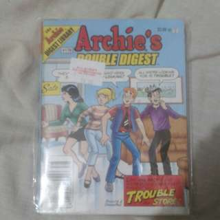 ARCHIE'S DOUBLE DIGGEST