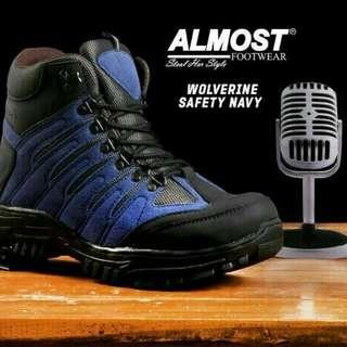 sepatu safety ready yah