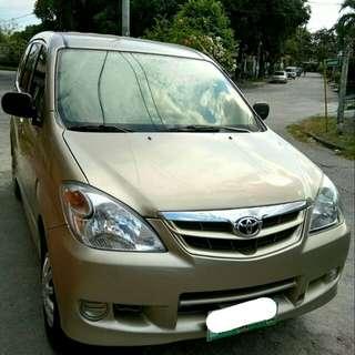 Toyota Avanza 1.3 J 2012 M/T
