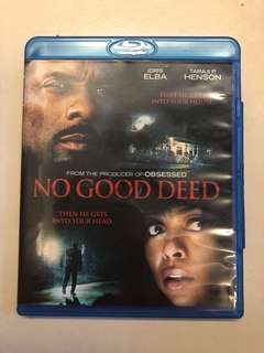 No Good Deed (bluray)