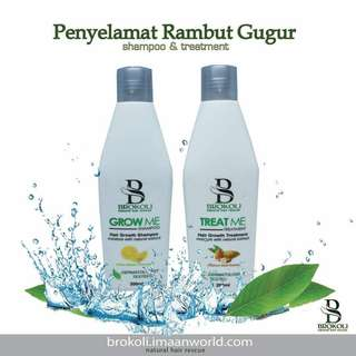 BROKOLI shampoo & treatment