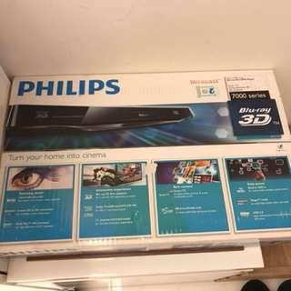 Philips Blu Ray Disc Player