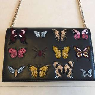 New - Butterfly Bag/Clutch