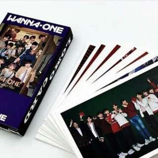 🆕 WANNA ONE | SEVENTEEN | BLACKPINK | TWICE | GOT7 | EXO LOMO Cards